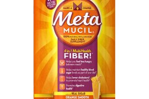 Save With $1.00 Off Metamucil Products Coupon!