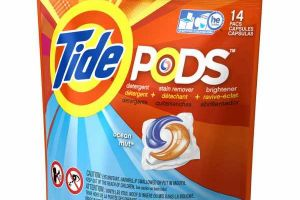 Tide Pods On Sale, Only $2.94 at Walmart!