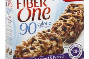 Save With $1.00 Off Fiber One Bars Coupon!