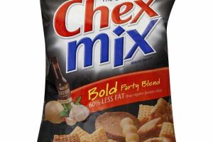 Save With $0.50 Off Chex Mix or Bugles Products Coupon!