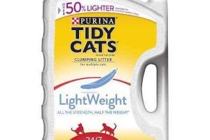 Save With $2.00 Off Purina Tidy Cats Lightweight Cat Litter Coupon!