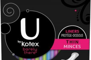 Save With $1.00 Off U By Kotex Liners Coupon!
