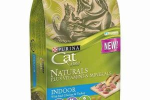 Save With $2.00 Off Purina Cat Chow Cat Food Coupon!