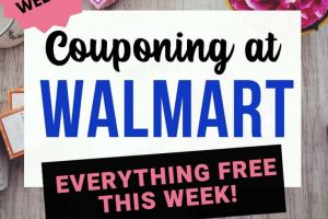 Free at Walmart this Week!