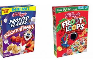Kellogg's Cereal On Sale, Only $1.49 at Walgreen's!