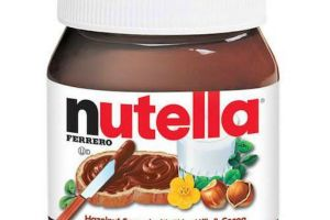 Nutella Hazelnut Spread On Sale, Only $1.49 at Walgreen's!