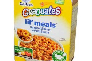 Save With $1.00 Off Gerber Meals Coupon!