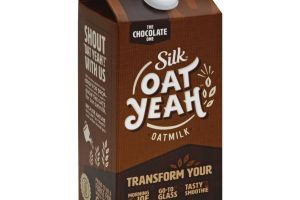 Save With $1.00 Off Silk Oat Yeah Oatmilk Coupon!