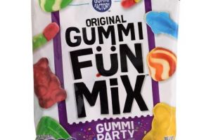 Save With $0.50 Off Original Gummi Fun Mix Coupon!