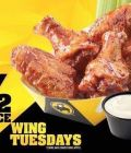 Buy One Get One FREE Buffalo Wild Wings Coupons Available for Takeout!