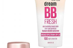 Maybelline Make-up On Sale, as Low as $2.94 at Walgreens!