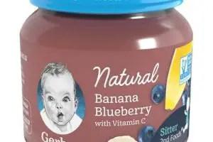 Gerber Glass Jar Baby Food On Sale, Only $0.68 at Target!
