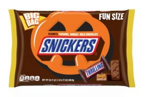 Mars Halloween Candy On Sale, Only $1.88 at Rite Aid!