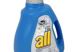All Laundry Detergent On Sale, Only $0.49 at Kroger!