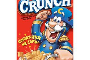 Quaker Cap'n Crunch Cereal On Sale, Only $0.24 at Walgreens!