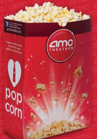 AMC Theaters new