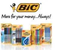 Bic stationary product Nov