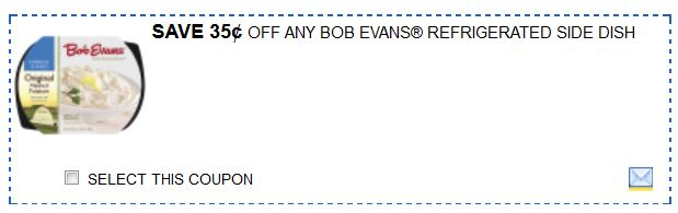 Bob evans refirgerated side dish
