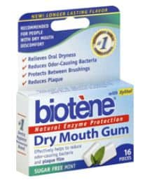 Biotene gum