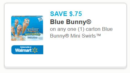 Blue Bunny july