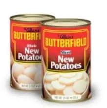 Buttergfield pot