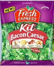 Fresh express bacon cesar
