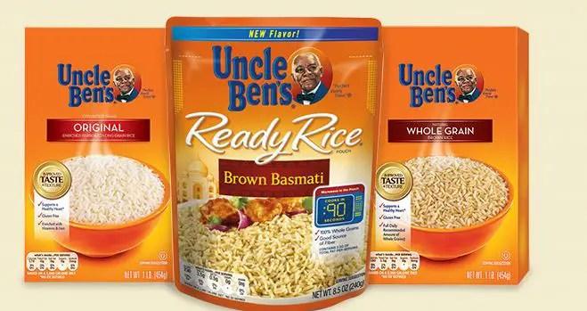 Uncle bens oct