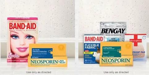 band aid neosporin
