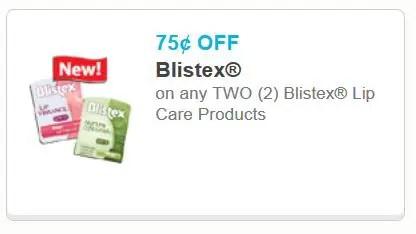 Blistex new
