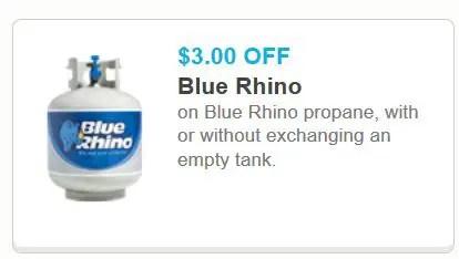 Blue rhino feb