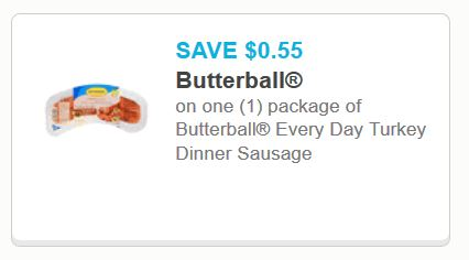Butterball sausage feb