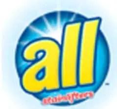 all laundry detergenet