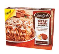 stouffers for one