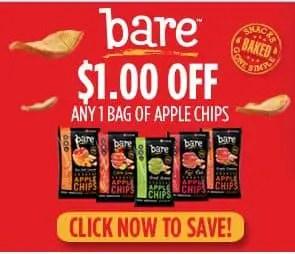 bare apple chips
