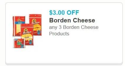 borden cheese new