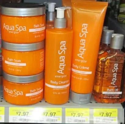 aqua spa new