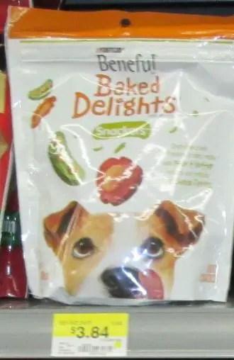 Beneful baked delights walmart