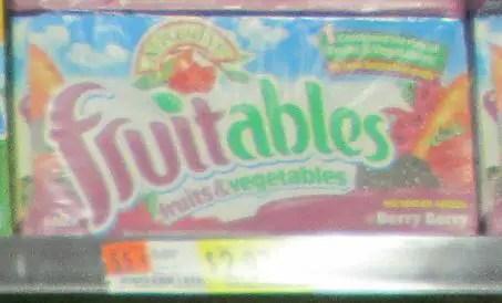 fruitables walmart