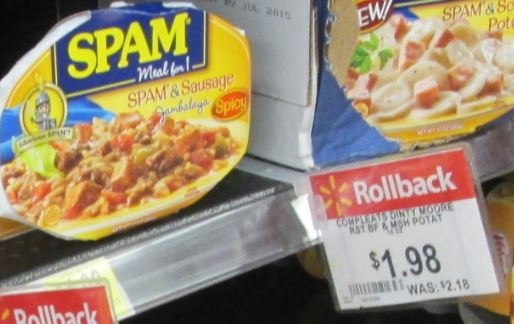Spam Meals For One Pirntable Coupon New Coupons And Deals Printable Coupons And Deals