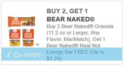 Bear Naked new oct