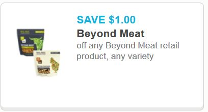 Beyond meat new nov