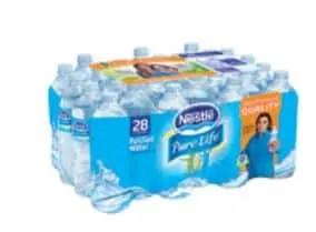 Nestle water new