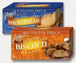 Amys Gluten Free