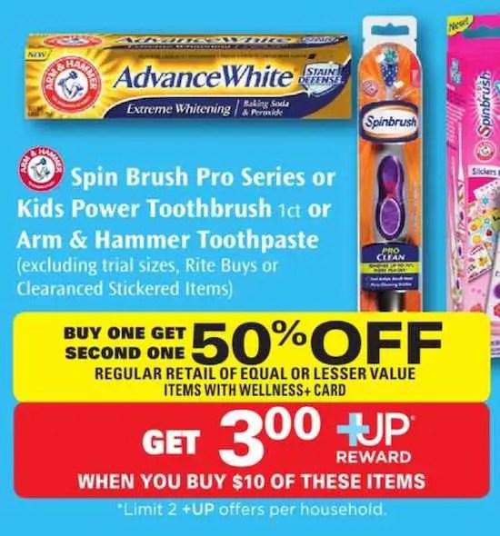 Arm & Hammer Rite Aid