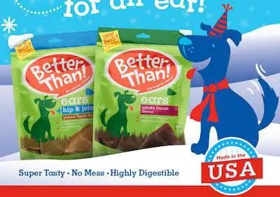 BetterThan Dog Treats