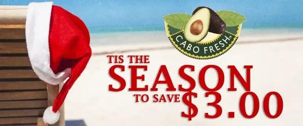 Cabo Fresh Product