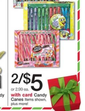 Candy Canes Warhead