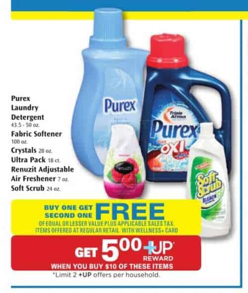 Purex Renuzit Rite Aid