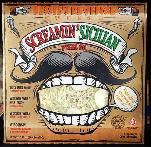 Screamin Sicilian Pizza