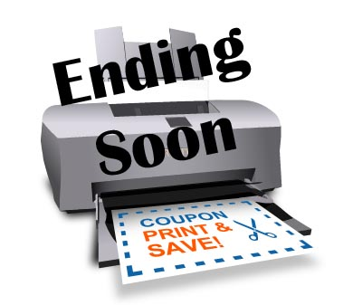 Ending Soon Printable Coupons